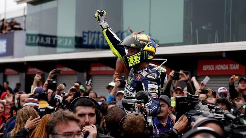 El Gran Premio de Australia, en imágenes.