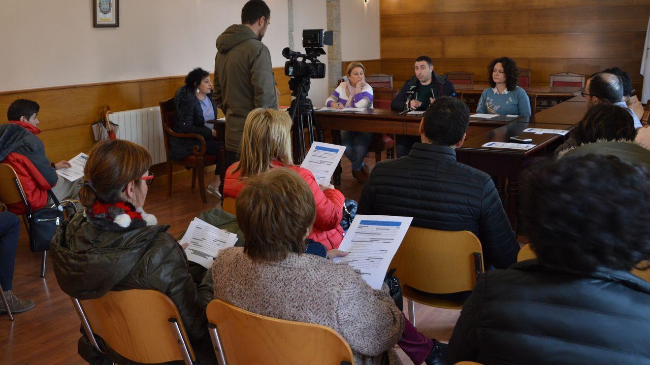 Técnicos de empleo y empresarios se reúnen en Caldas para avanzar en un programa