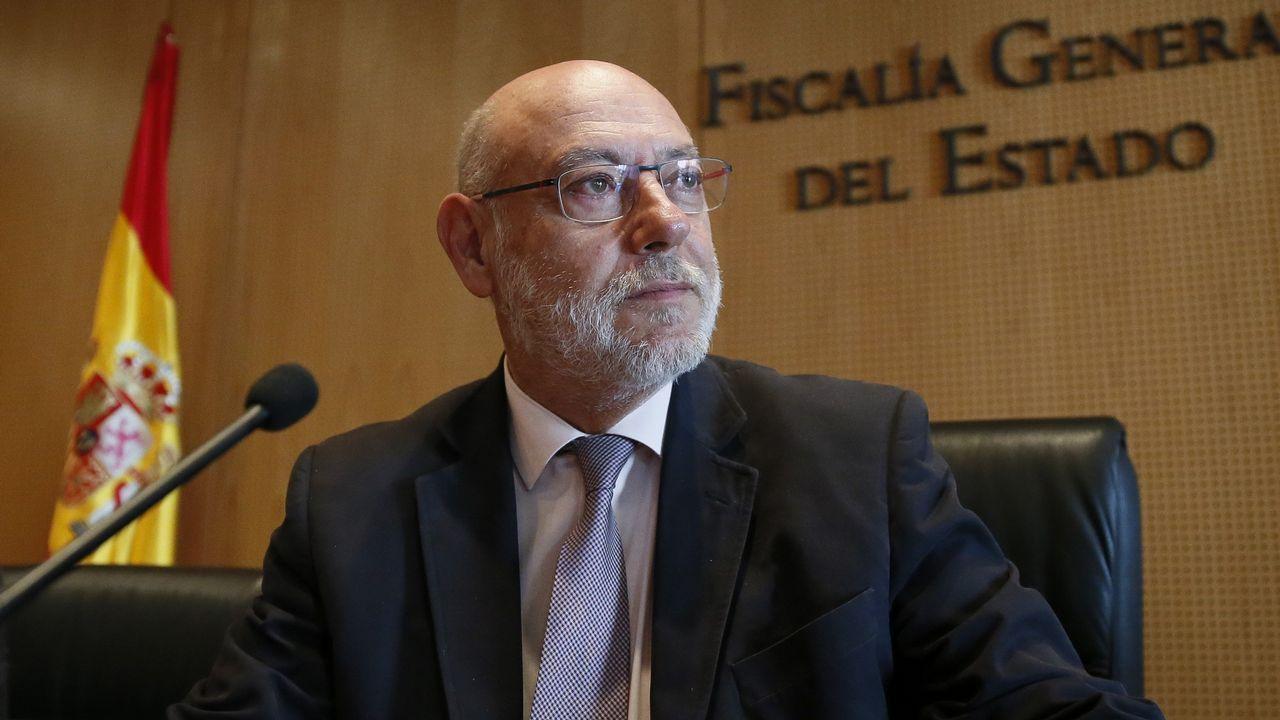 El etarra Santi Potros sale de prisión tras cumplir 30 años de condena.El violador del estilete en Oviedo