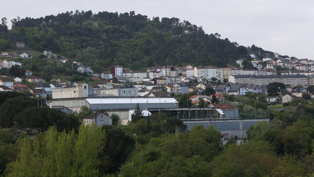 Vista aérea de la playa de San Lorenzo, de Gijón, en una imagen de archivo de 2007.Alberto Contador