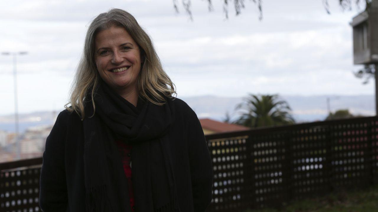 Paula M.ª Busto (A Coruña): «La estudié para las oposiciones y en la carrera»