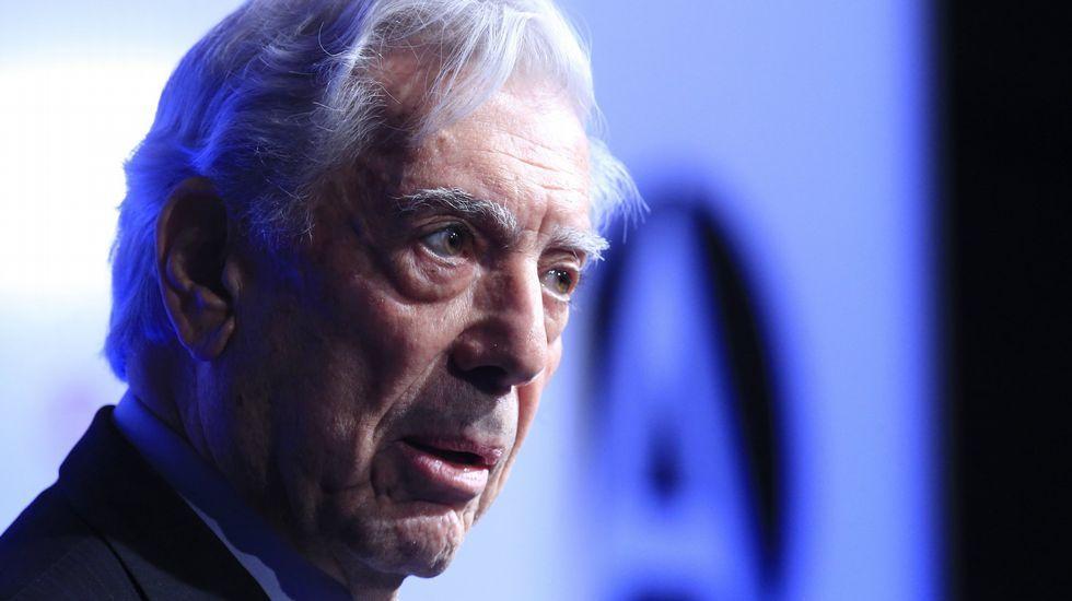 Vargas Llosa, accionista de una sociedad en las Islas Vírgenes Británicas
