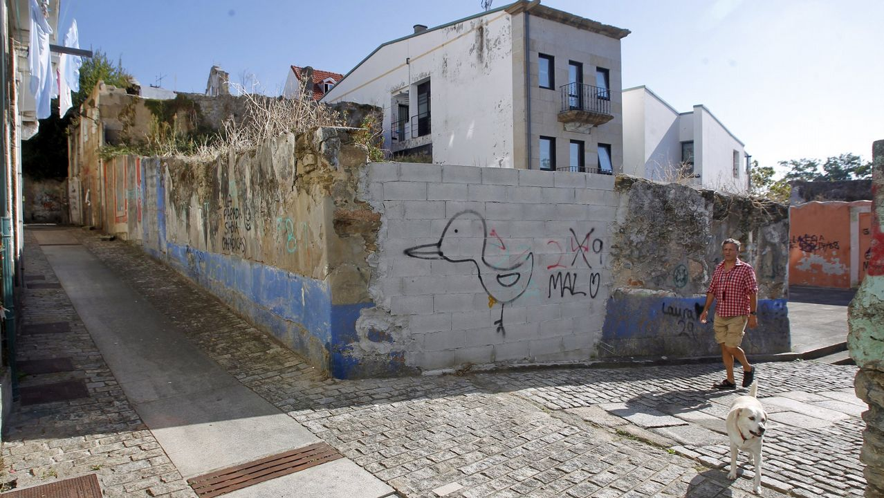 Este inmueble del barrio de Ferrol Vello será recuperado por el IGVS