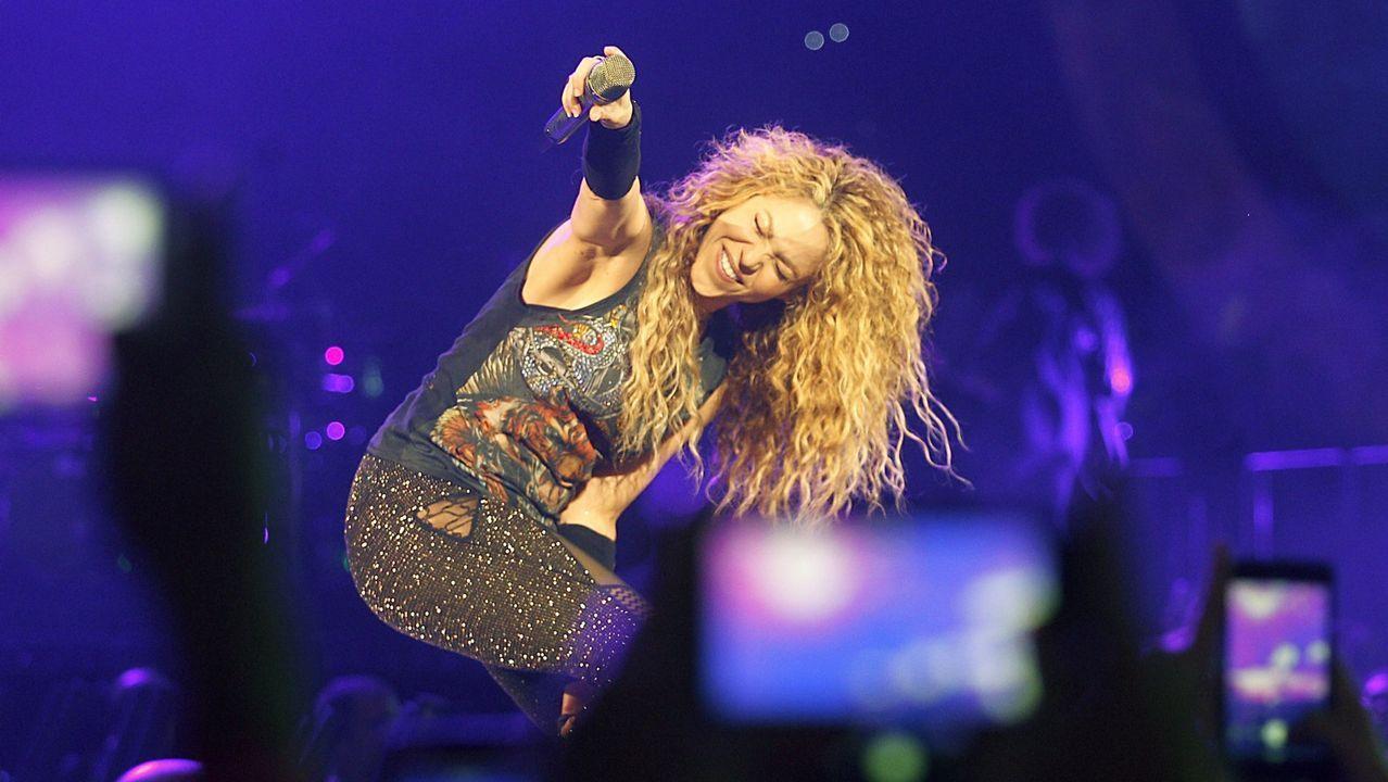 La versión asturiana de Shakira y Carlos Vives«La panceta».Foto del Instagram de Cristina Pedroche