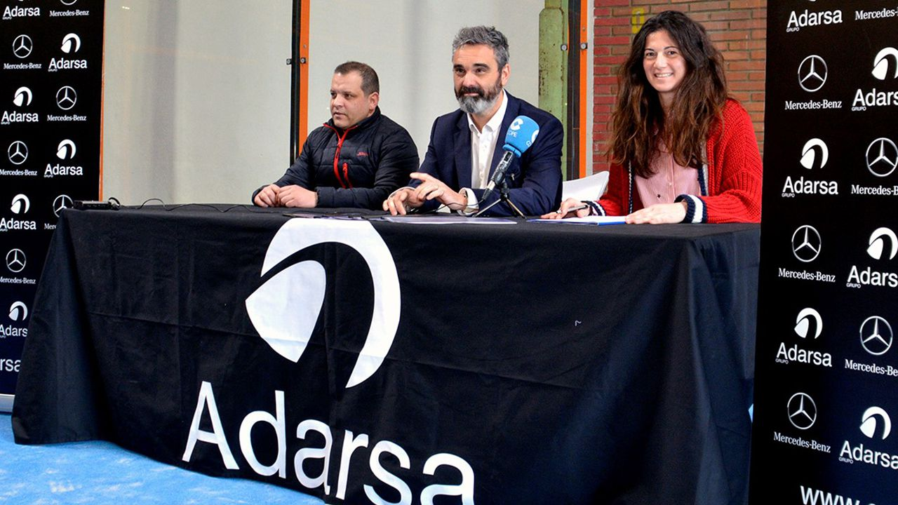 Renault.Adarsa presenta el Torneo Oviedo de su Primer Circuito de Pádel