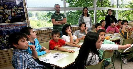 .El colegio de Piloño contará con cinco unidades.