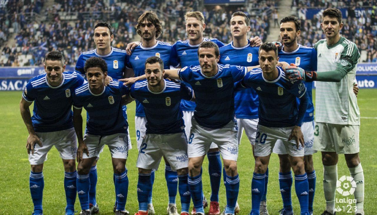 Alineacion Real Oviedo Alcorcon Carlos Tartiere