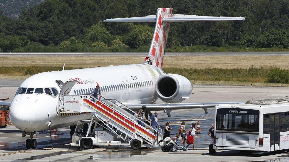 Volotea repetirá sus rutas a Valencia, Ibiza y Mallorca en las que movió 16.000 pasajeros con una ocupación del 78 % en sus aviones.