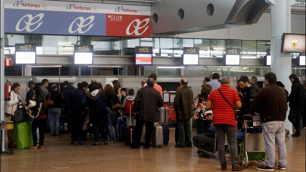 «El AVE de Oporto es Vigo y el aeropuerto de Vigo tiene que ser Oporto»