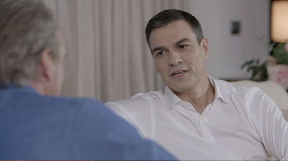 El pasado «breaker» de Pedro Sánchez.Anne Igartiburu y Ramón García darán las campanadas en La 1 de TVE.