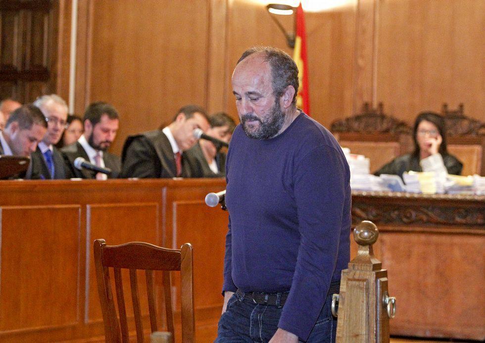 .Vázquez Roma espera que el fiscal antidroga reduzca los 27 años de prisión que le solicita.