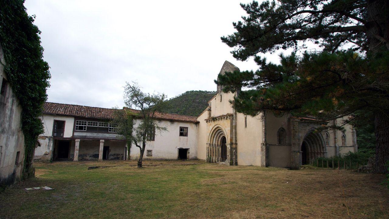 MUMI - Museo de la Minería y de la Industria.San Antolín de Bedón