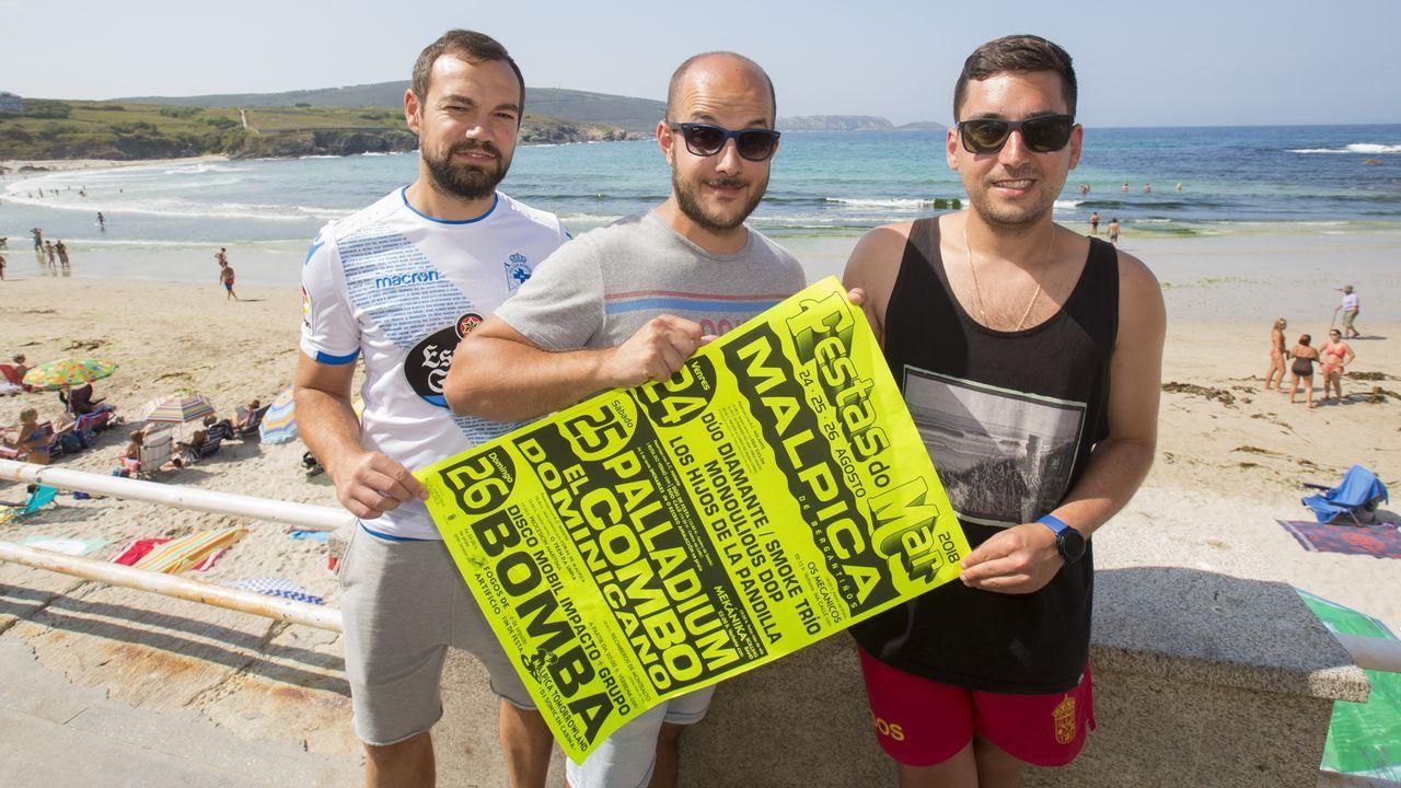 ¡Mira, en imágenes, la quinta Correndo 5 Quilómetros pola Praia de Razo!