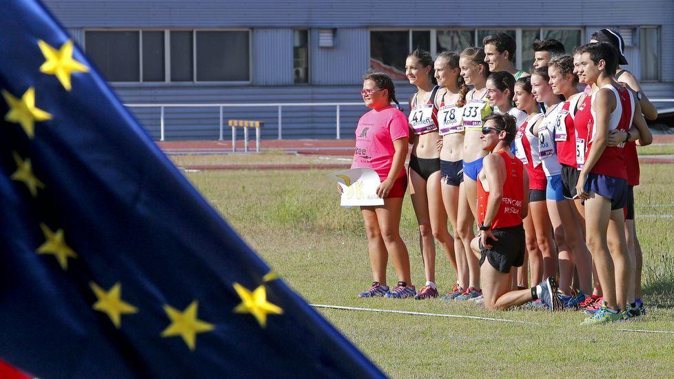 Festa do atletismo galego