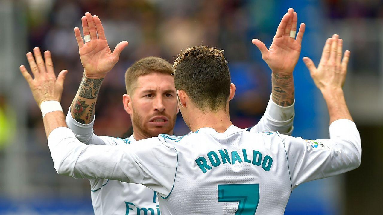 Zidane: «No vamos a hacer pasillo».Alineaciones del Juventus - Real Madrid