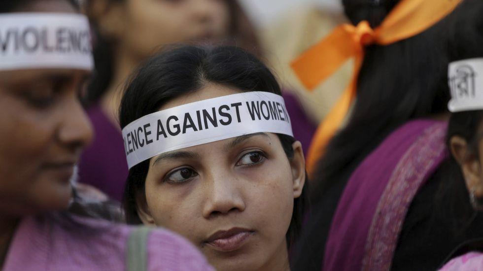 Así es «Refugiados».Tras la agresión sufrida por la joven en el 2012 se sucedieron las protestas.