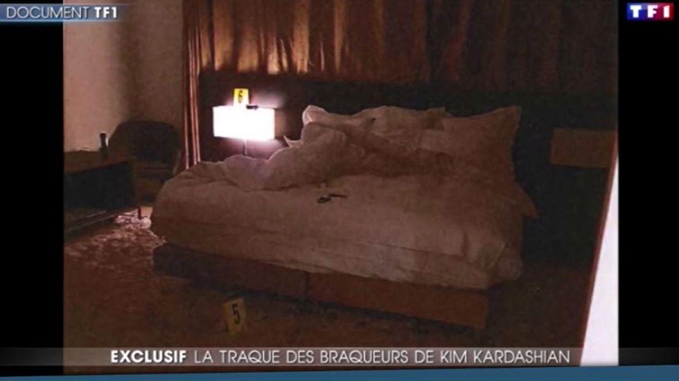 Las imágenes del robo a Kim Kardashian en París.La socióloga asturiana Marta Domínguez Folgueras