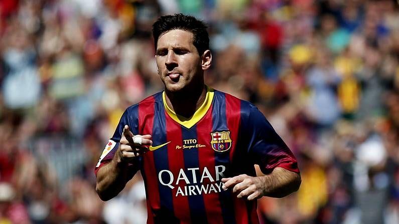 Avances en la renovación de Messi.