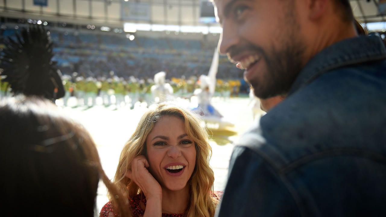 La Fiscalía se querellará contra Shakira por evasión fiscal.Melendi