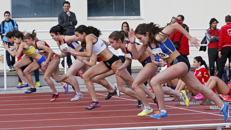 .Atletismo en el CGTD