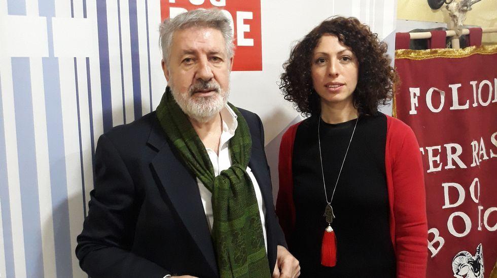 Juan Ferreira será el candidato del PSOE en O Bolo
