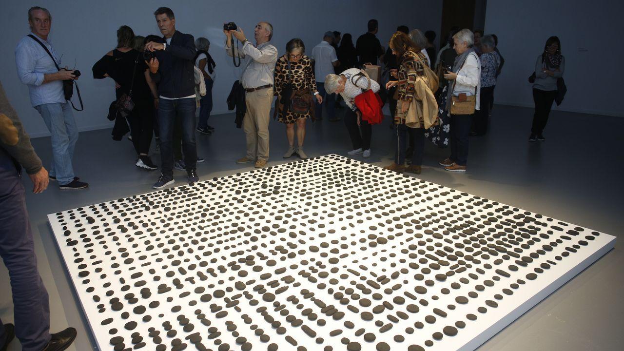 La obra ganadora de la Mostra, de José Ramón Amondarain