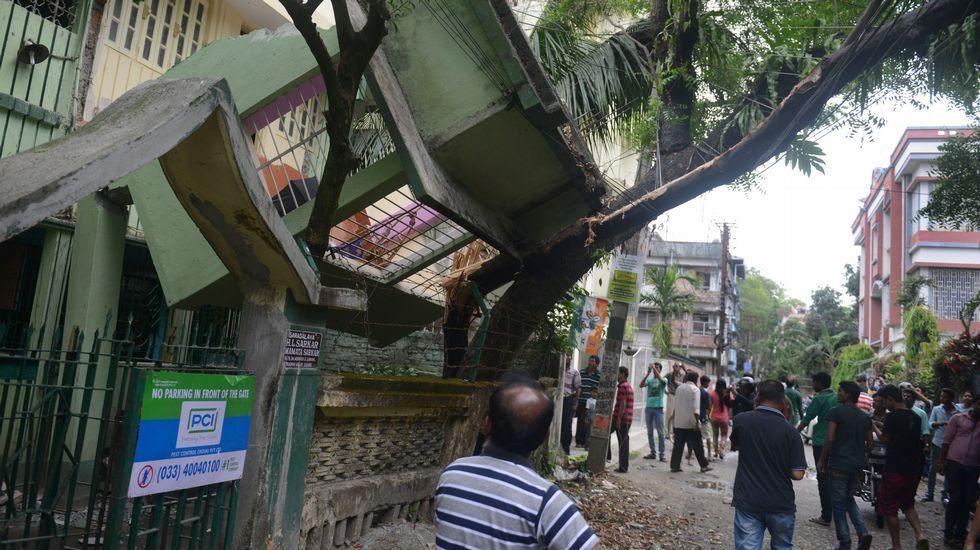 Nepal sufre un potente terremoto