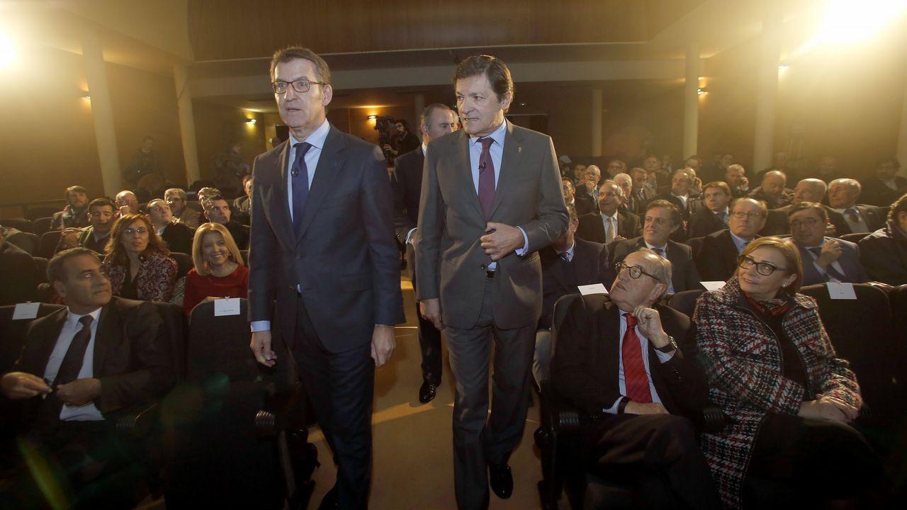Galicia y Asturias piden más peso en España