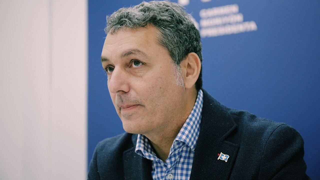 Fernando Tejada, candidato de Foro a la alcaldía de Oviedo