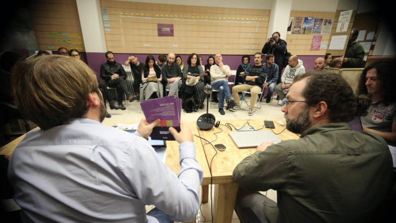 .Consejo Ciudadano de Podemos Asturies