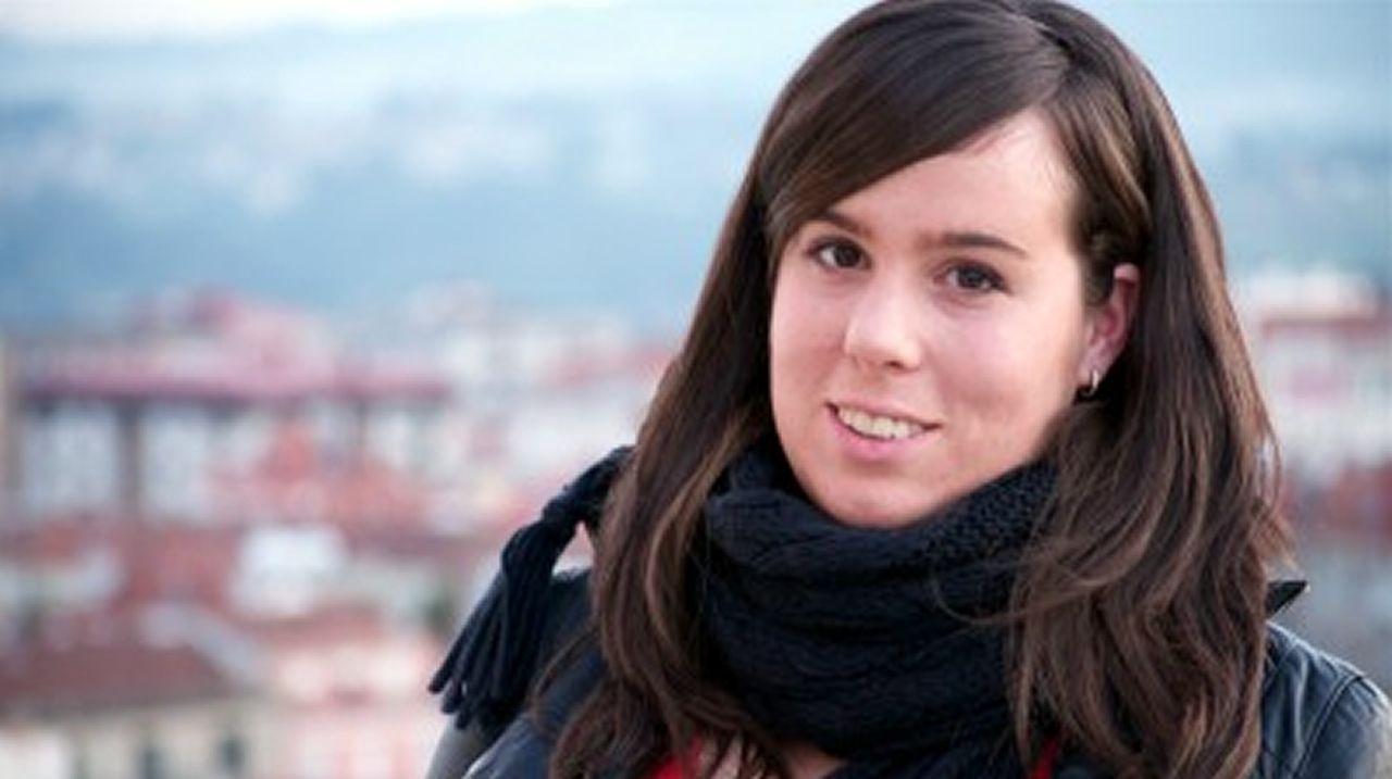 .Paula Quinteiro, diputada de En Marea en el Parlamento de Galicia