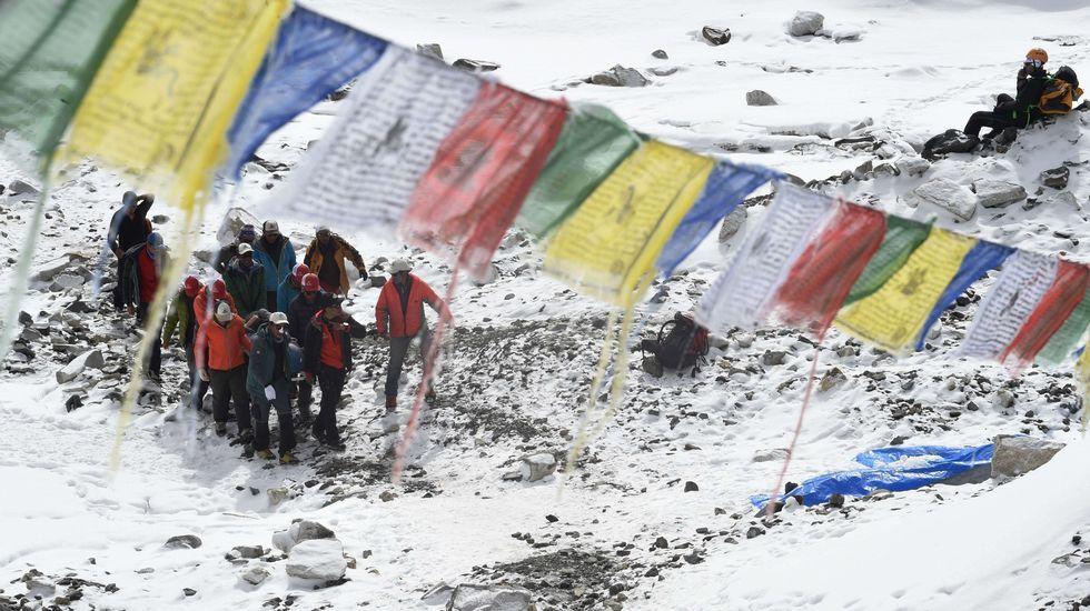 India ha enviado varios helicópteros para evacuar a los heridos