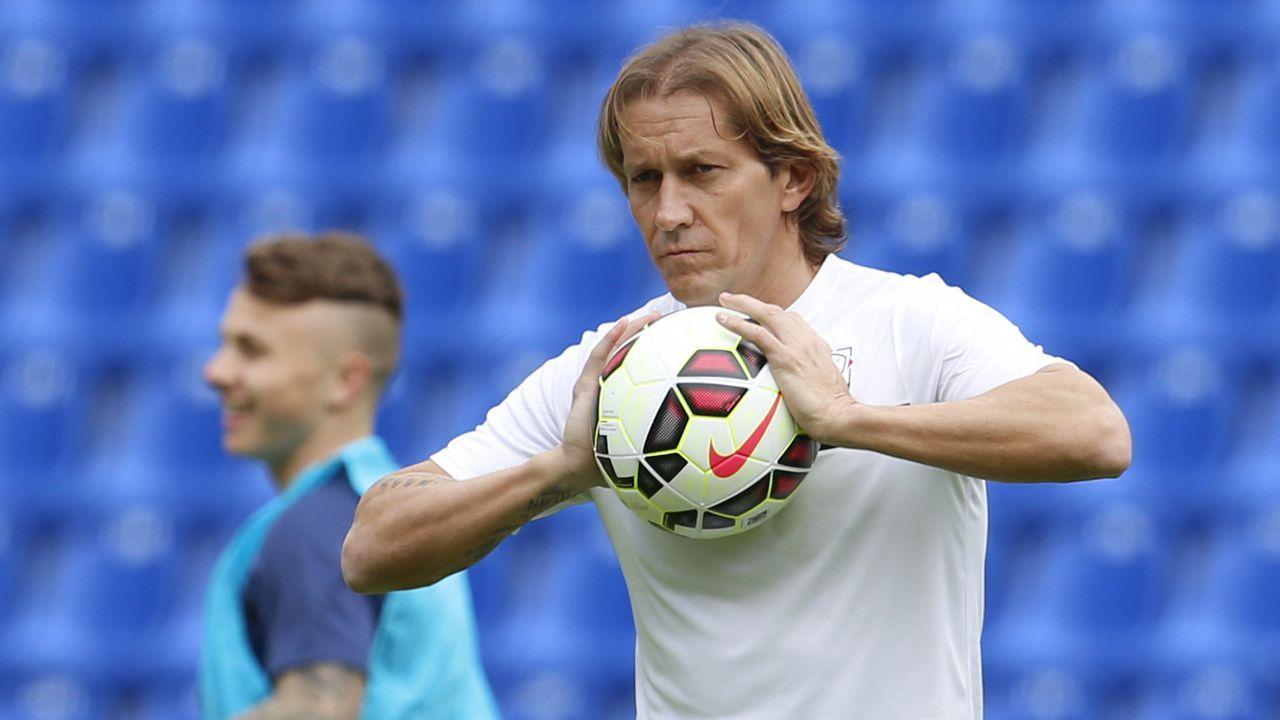 Iago Aspas, titular con España ante Inglaterra.Iago Aspas y Lucas Vázquez