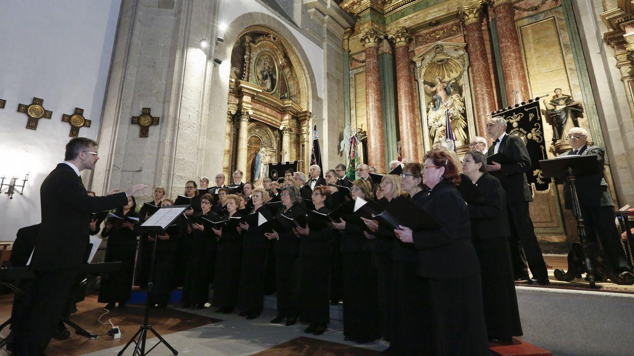 Concerto do Orfeón Lucense