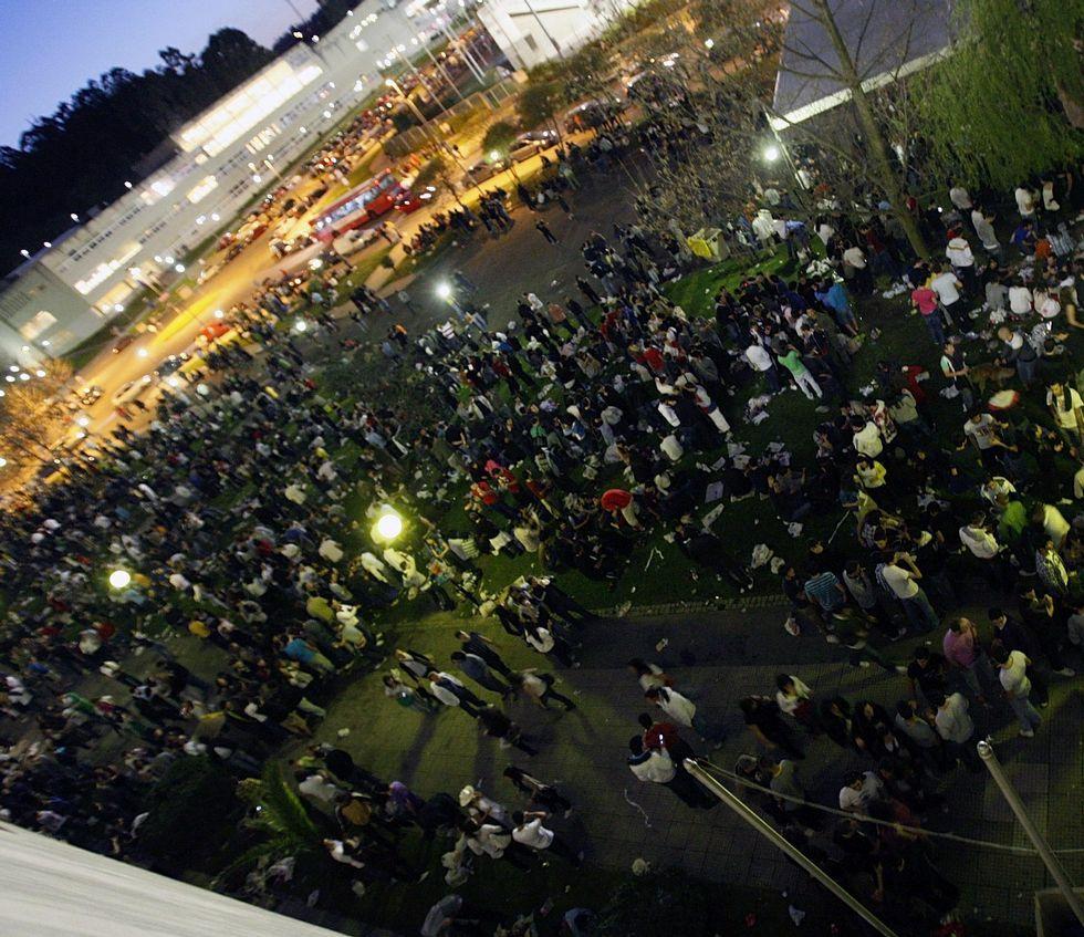 .La última edición del San Pepe se celebró en el 2010