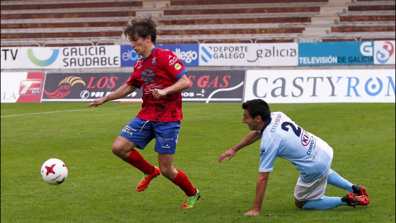 Borja Fernández se retiró del fútbol hace solo unos días, al final de esta temporada en Primera