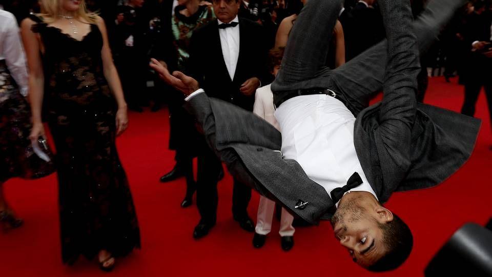 La fiesta continúa en Cannes
