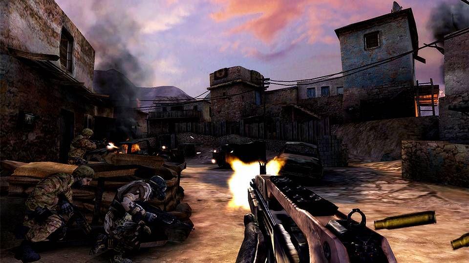 Imagen de «Call of Duty».