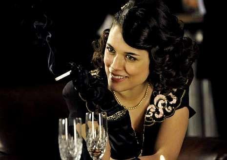 Adriana Ugarte es la actriz principal de la exitosa serie.