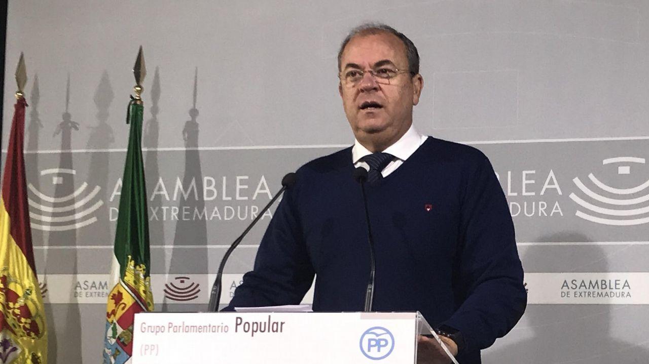 candidatos.José Antonio Monago. Extremadura. El PP confía en reconquistar la Junta a través de uno de los líderes más asentados en todo el territorio.