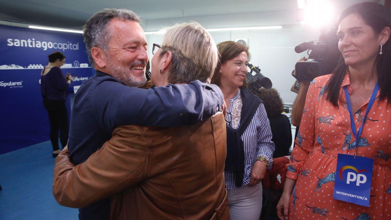 Baltar pierde la mayoría en la Diputación de Ourense.Carlos Ladra (PSOE)