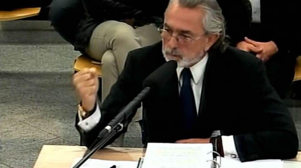 Lo más destacado de la declaración de Francisco Correa.Juicio por la trama Gürtel. Francisco Correa