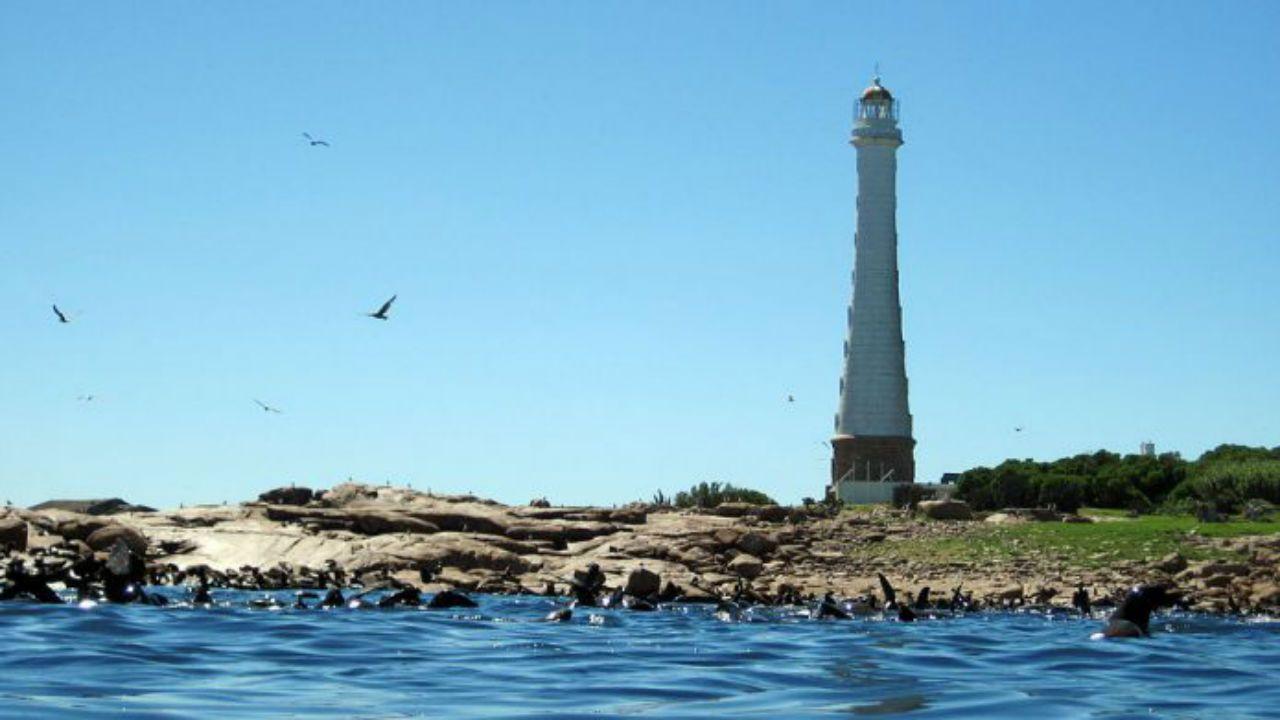 Faro Isla de Lobos