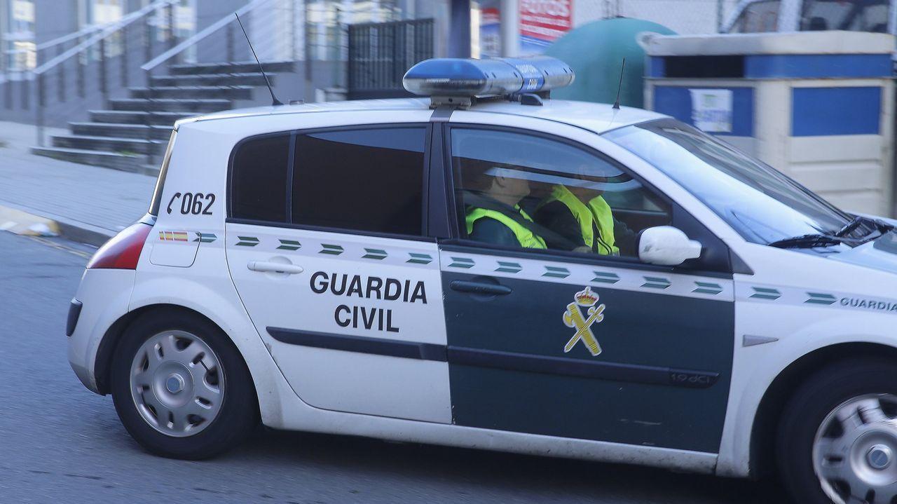 Intensifican la búsqueda del joven condenado por asesinato que se fugó de Teixeiro