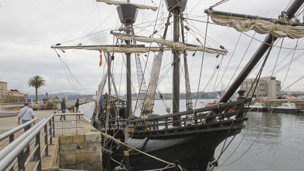 Un museo flotante con mucha historia
