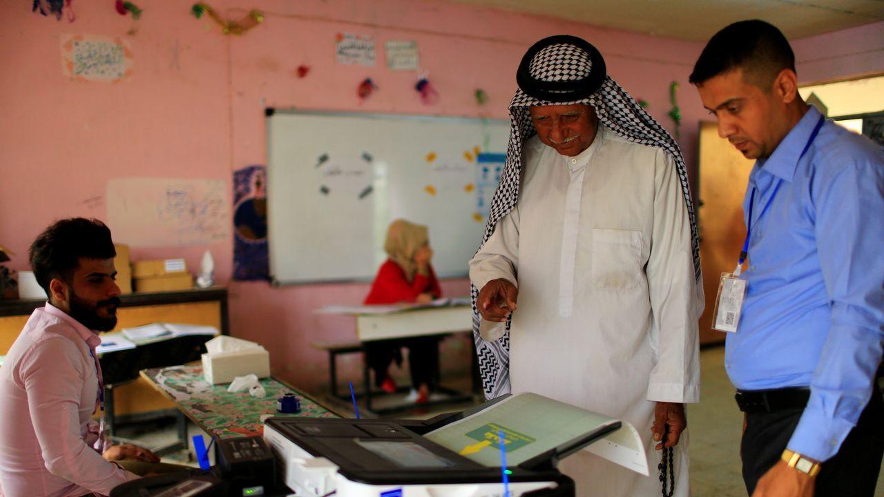.Elecciones en Irak
