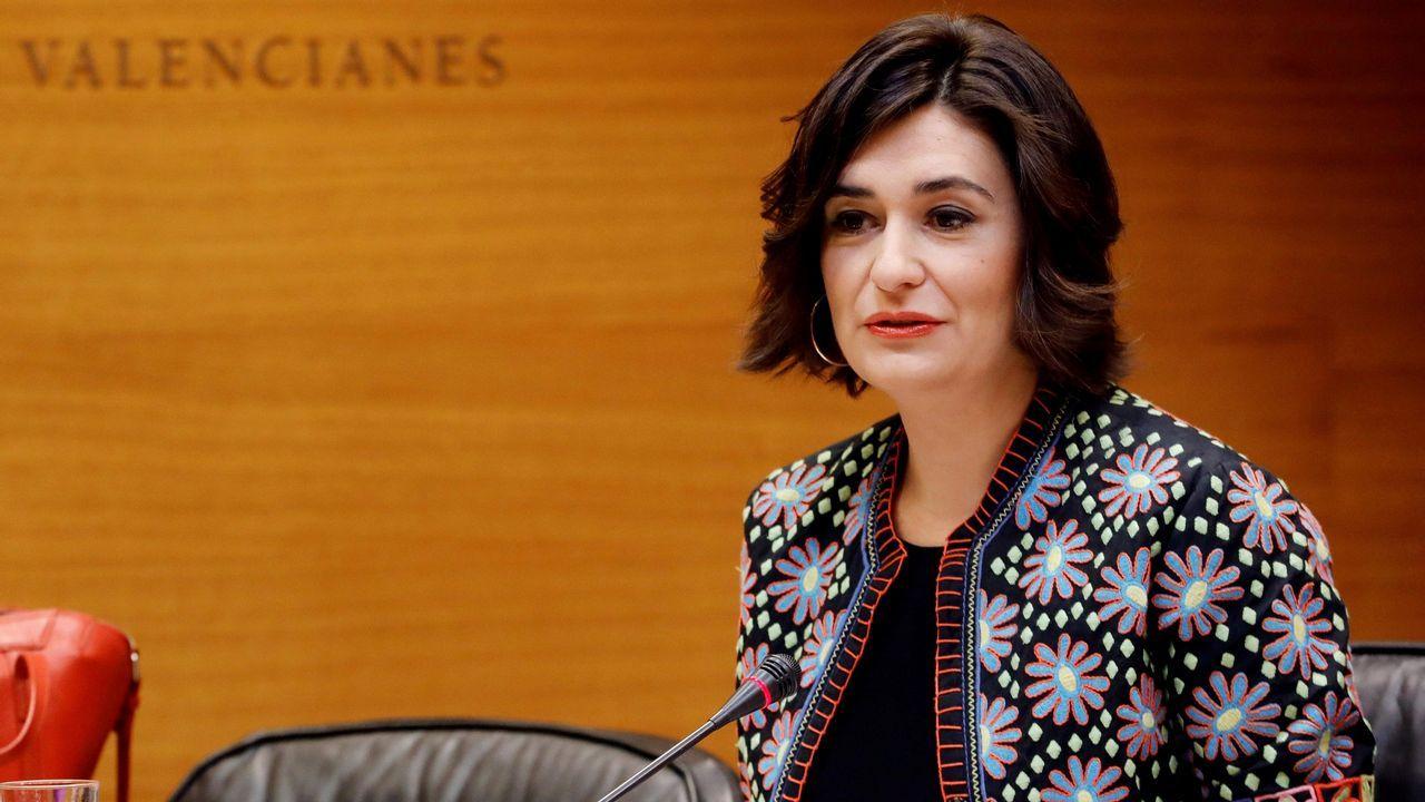 Carmen Montón, hasta ahora consejera en la Comunidad Valenciana, será la nueva ministra de Sanidad, Consumo y Bienestar Social