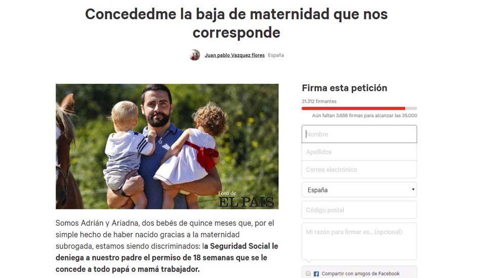 Niña refugiada.La petición de Juan Pablo Vázquez en change.org