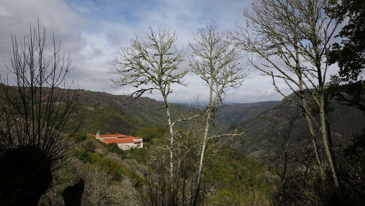Un recorrido visual por las tierras de Amandi.El recorrido pasará por la iglesia románica de San Vicente de Pombeiro