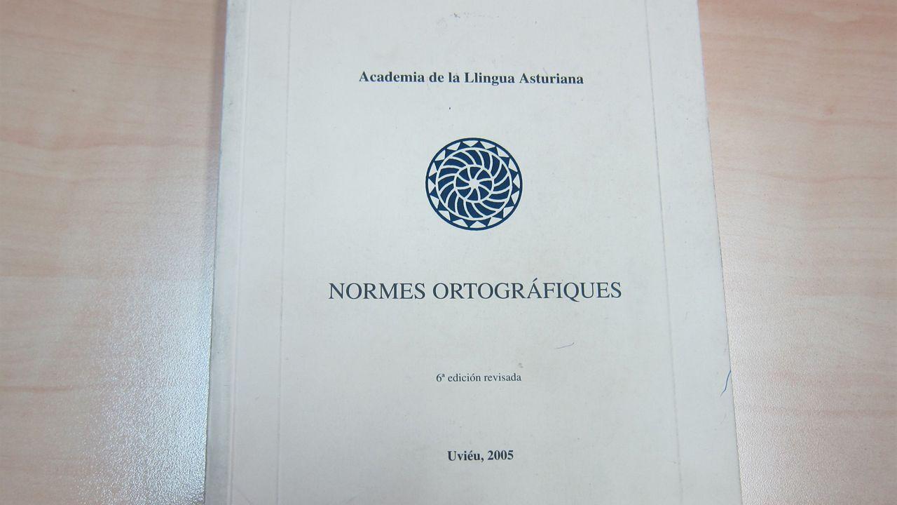 Libro de Llingua Asturiana